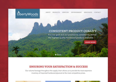 Liberty Woods Website