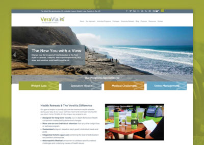 VeraVia Website