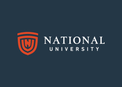National University Logo Concepts