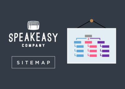 Speakeasy Co. Sitemap